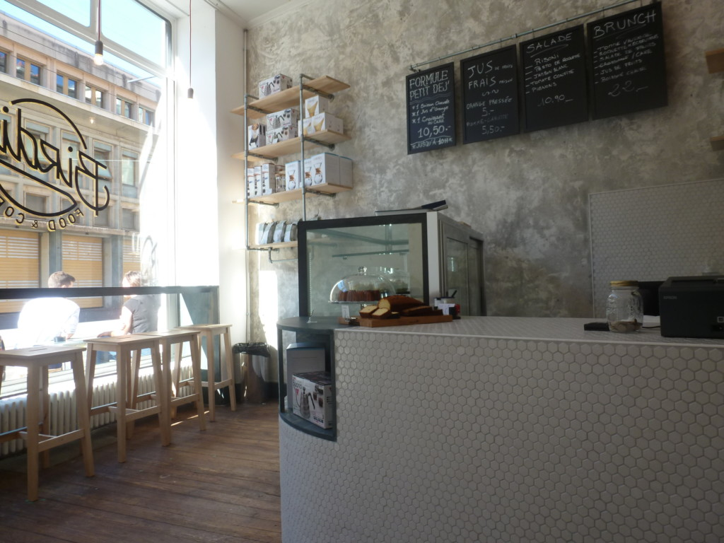 Birdie food & coffee – une nouvelle vague sur le Léman