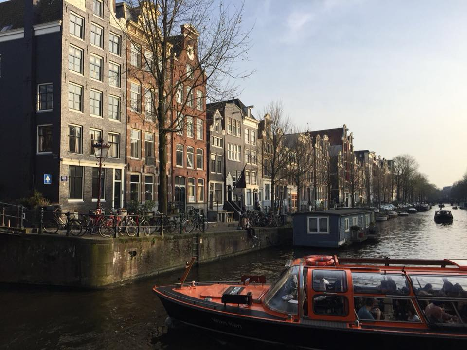 City-guide Amsterdam : boutique et restos !
