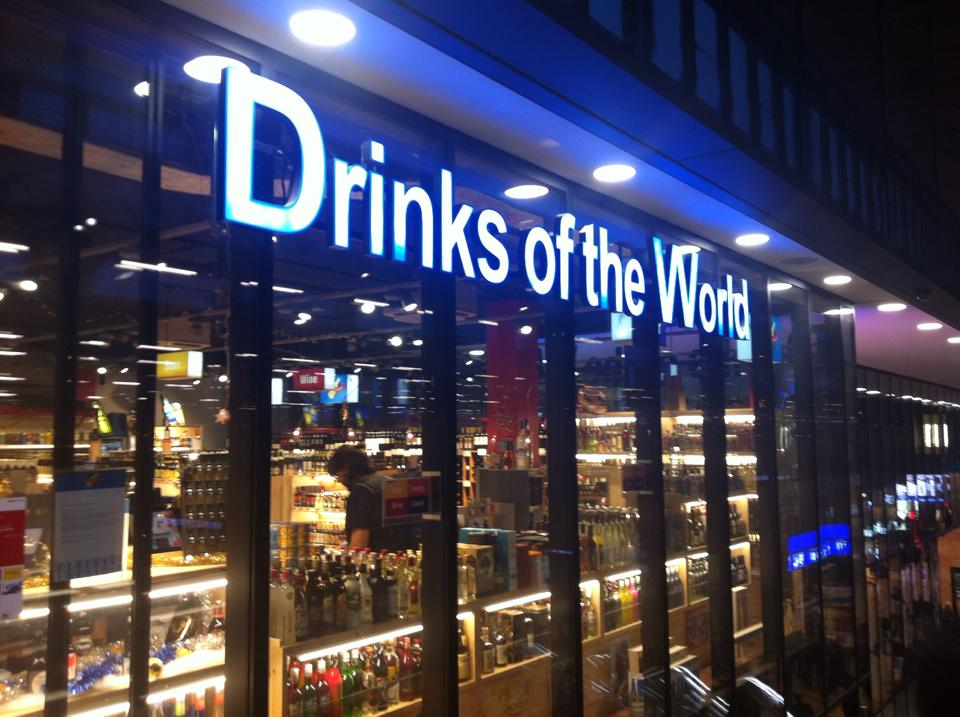 DRINKS OF THE WORLD – Beershop