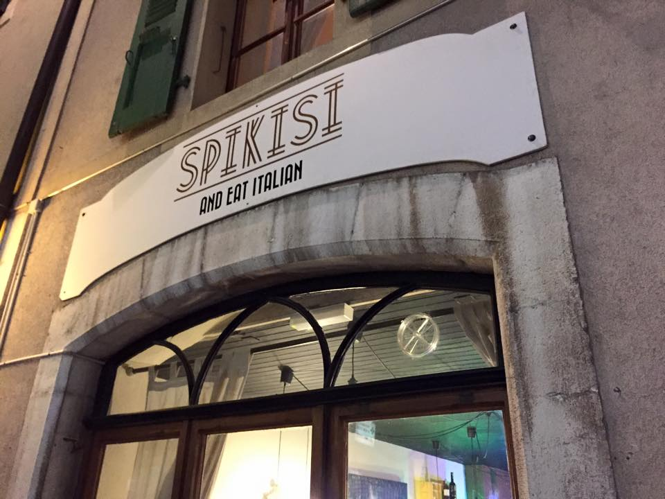 Let's Spikisi!