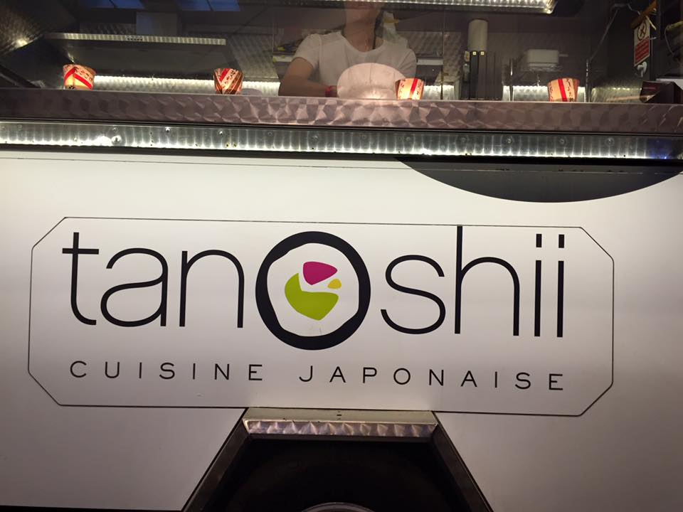 Le Japon dans un food truck