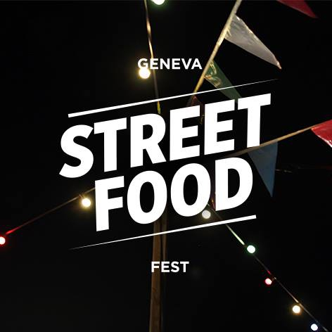 STREET FOOD FESTIVAL A GENEVE!