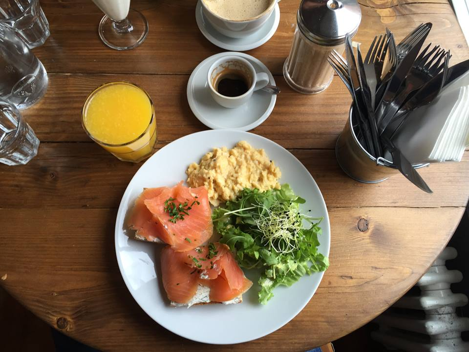 Black Bird Coffee & Breakfast Club – Lausanne
