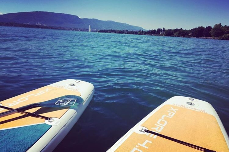 Où louer un stand up paddle?